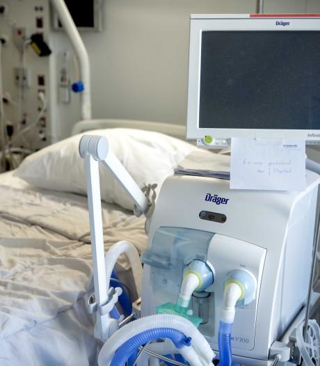 Aantal ic-patiënten voor het eerst afgenomen: 'Deze daling zat in geen enkel model'