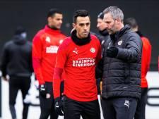 PSV heeft spits Eran Zahavi terug voor Ajax-uit, nog twijfel over inzetbaarheid Götze en Van Ginkel