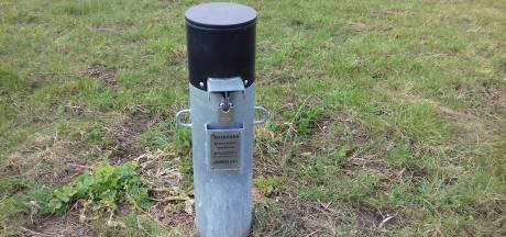 Heerlijk helder bronwater uit de Haverleij