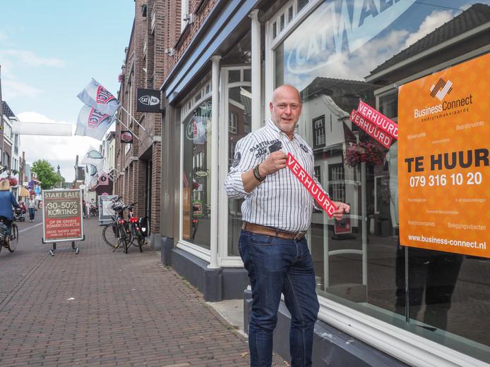 Erik Kettenis - makelaar in de dorpsstraat Zoetermeer