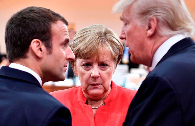 Eerst zette president Trump een streep door het klimaatverdrag van Parijs, nu doet hij hetzelfde met de overeenkomst over het kernprogramma van Iran.