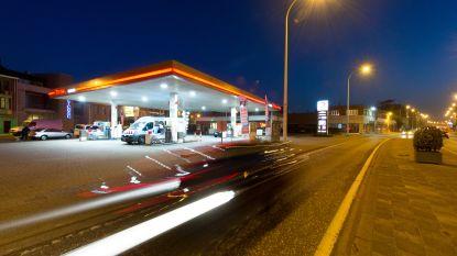 Jongeren maken geldsom buit bij overval op Total-tankstation