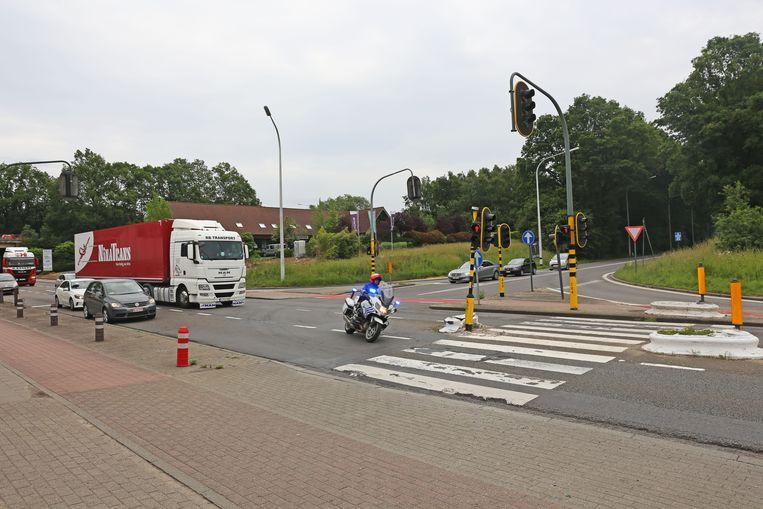 TERNAT: Het verouderde op- en afrittencomplex in Ternat wordt, samen met de Assesteenweg, helemaal vernieuwd.