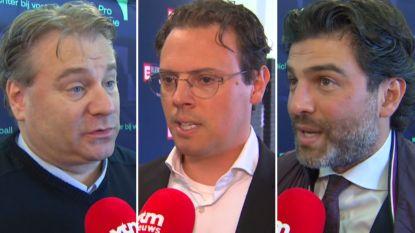 """Sterke mannen Genk, Antwerp en Charleroi na bekendmaking kalender: """"Hoop dat we al in augustus ons stadion vol krijgen"""""""