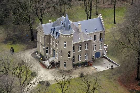 Het kasteel waar Saelens woonde in Wingene.