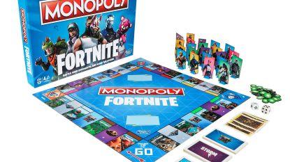 Geen geld, wel wapens: Fortnite krijgt eigen Monopoly