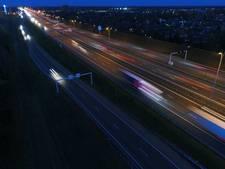 Haperende verlichting randweg Eindhoven wordt in 2018 aangepakt