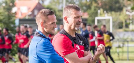 Assistent-trainer Renaldo Jacobs wordt bij Goes per direct vervangen door Gerrit Petersen