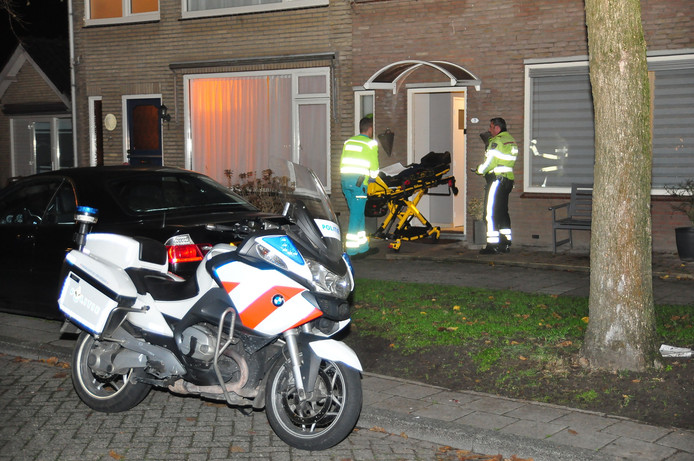 Woningoverval Prof. Piersonstraat Waalwijk