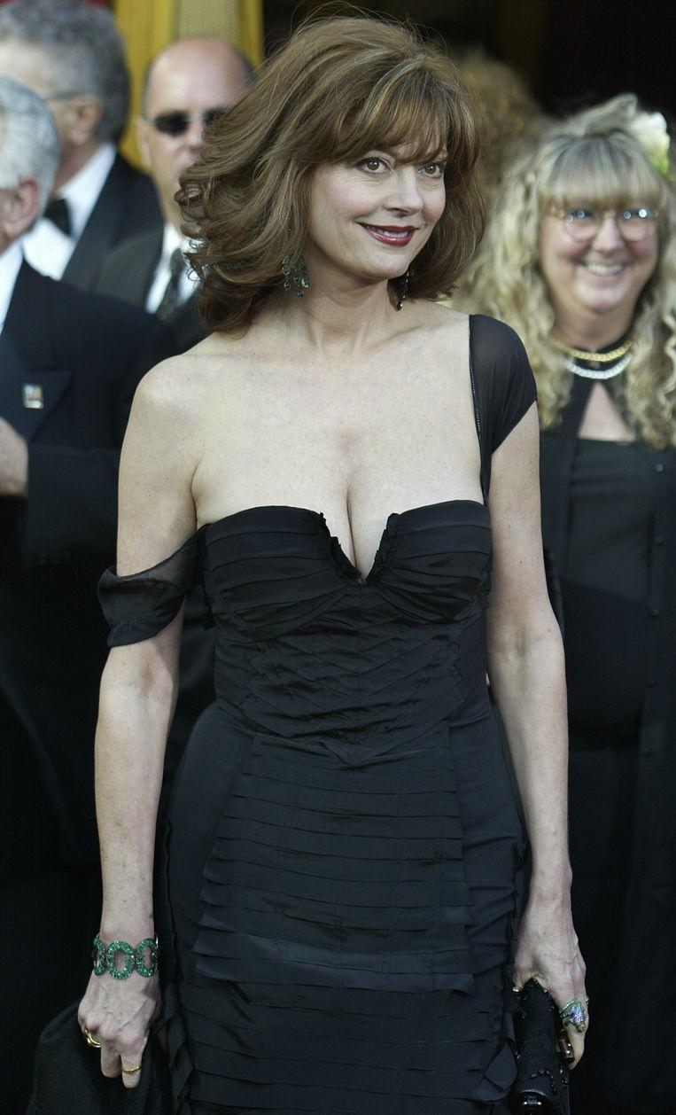 Tijdens de 76ste Academy Awards ceremony in 2004.