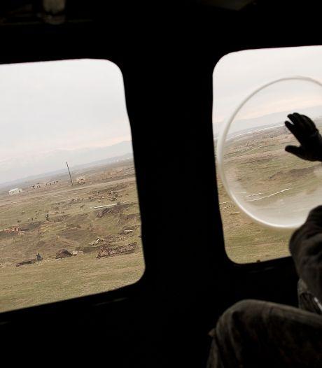 Nederlandse militairen klaar voor vertrek naar Kunduz