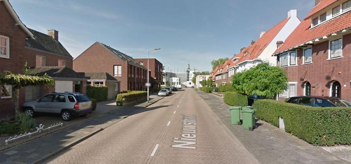 Nieuwstraat Roosendaal.