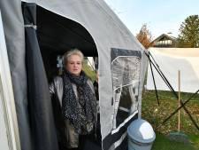 Wheeweg in Goor alsnog weer afgewezen door strijdende woonwagenbewoonster