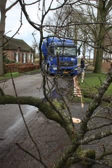 ForFarmers treurt om chauffeur die overleed door storm