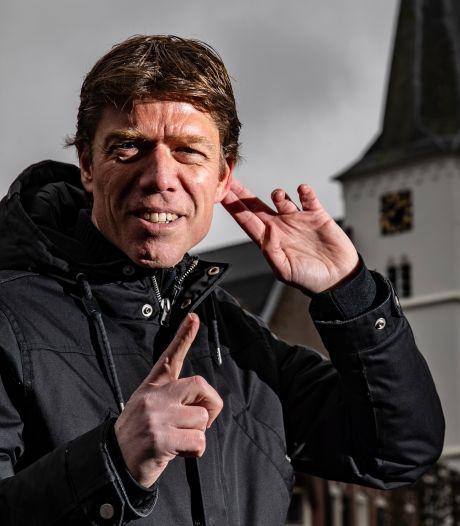 Holtenaar Mark van slag door op hol geslagen kerkklokken: 'Heb ik me nou verslapen?'