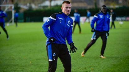 "Jordy Clasie groeit bij Club Brugge: ""Ik heb nog nooit zoveel trainingsarbeid geleverd"""