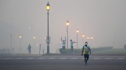 Een overlijden op zes te wijten aan vervuiling in 2015