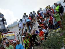 LIVE: Twee koplopers in zware bergetappe, Gesink in achtervolging