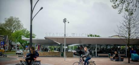 Fietsdieven mijden station Wijchen na ophangen camera's: veel minder diefstallen