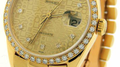 """Een gouden horloge na 30 jaar dienst """"Nog van deze tijd?"""""""
