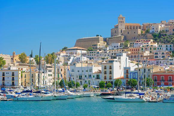 Het grootste deel van het jaar woonde de Luikenaar in Ibiza.