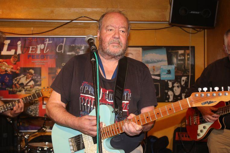Big Bill en band vieren 38 jaar de Libertad