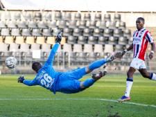 Willem II-keeper Jorn Brondeel: 'Het lag compleet aan onszelf vandaag'