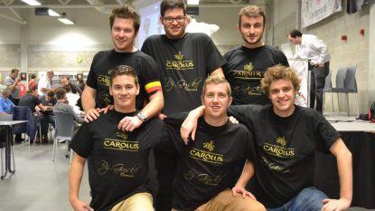 Vijf jeugdvrienden houden quiz over FC De Kampioenen voor het goede doel