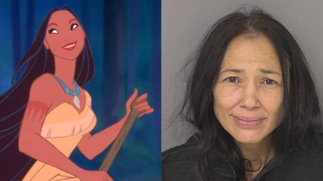 Stemactrice 'Pocahontas' wordt twee keer op drie dagen gearresteerd