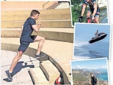 Verstappen houdt er thuis in Monaco heel ander sportleven op na