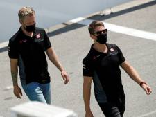 Grosjean et Magnussen quitteront Haas à la fin de la saison