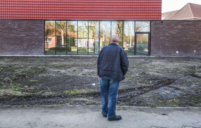 De nieuwe sporthal op het Minneplein gaat binnenkort open.