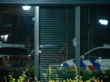 Woning beschoten in Berkel-Enschot, politie-onderzoek nog in volle gang