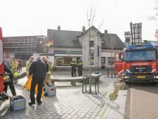 Brand in woningen in centrum van Elst snel geblust