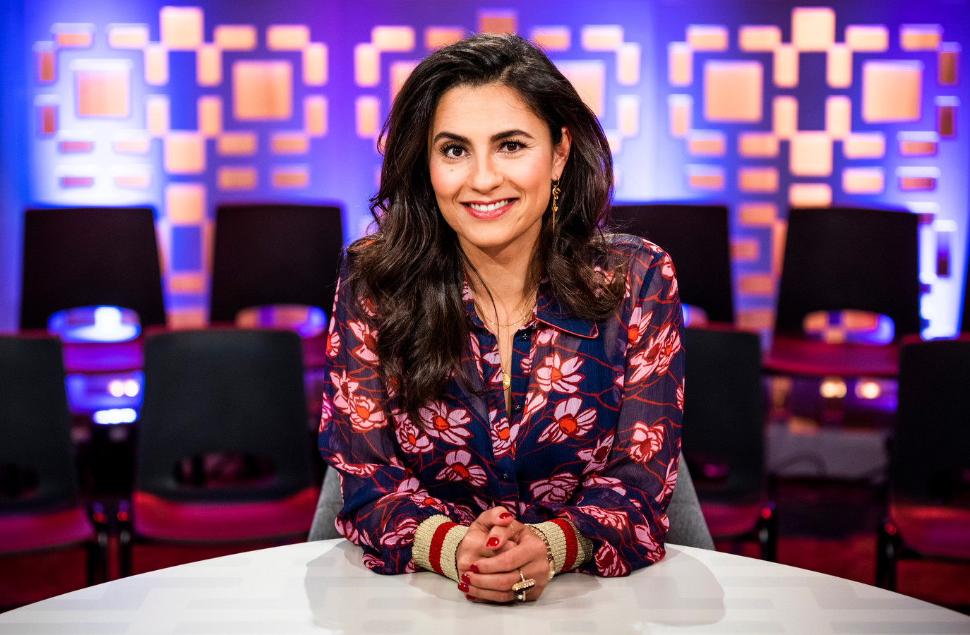 Nadia Moussaid gaat Op1 presenteren in de zomermaanden.