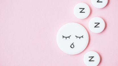Slaappillen doen meer kwaad dan goed en toch slikt 1 op de 5 Vlamingen ze