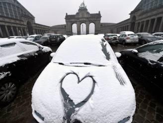 Woensdagnacht kans op sneeuw in het centrum van het land