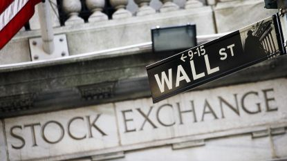 Wall Street kleurt donkerrood door coronavrees