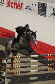 Bas Knijf is Master Jumping Indoor Nieuwland