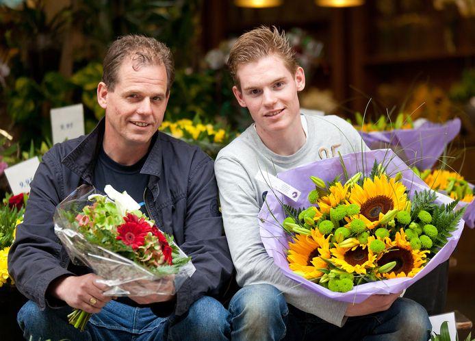 Vader en zoon Nievaart.