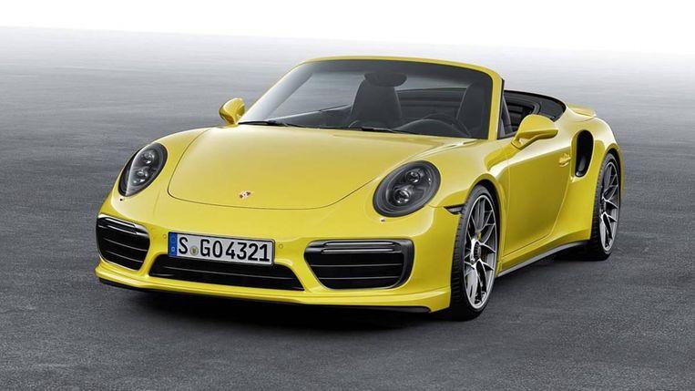 Porsche 911. Beeld