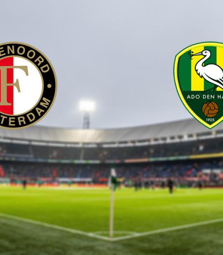 Zorgt ADO opnieuw voor een stunt tegen Feyenoord?