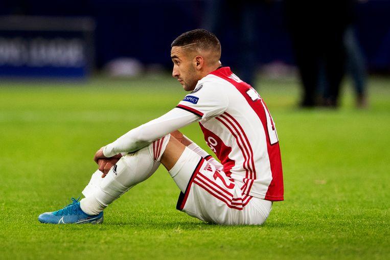 Ajax zonder Hakim Ziyech tegen Getafe