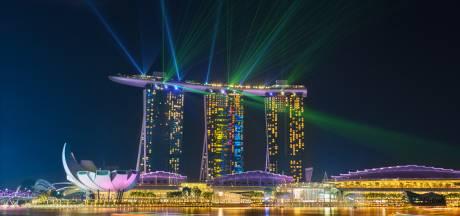 Nederland heeft een streepje voor in Singapore