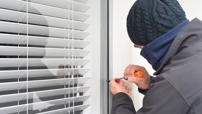 Schade aan deuren na inbraakpoging in handelszaak en woning