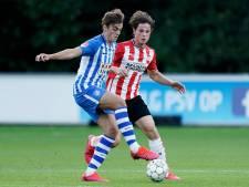 Kaj de Rooij terug bij FC Eindhoven, aanvoerder Swinkels nog weken uitgeschakeld
