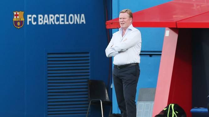 """Geen Koeman op de bank bij Barcelona in openingsduel? """"Barça moet eerst akkoord vinden met Setién over vergoeding"""""""
