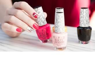 Vangst van de dag: Hello Kitty op je nagels
