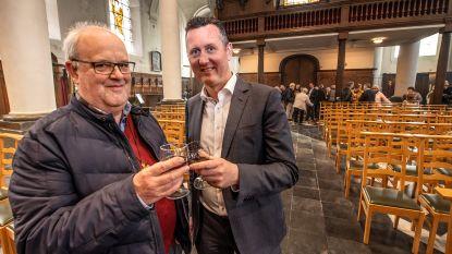Voortaan overal lekker warm in Sint-Amandskerk: nieuwe verwarming is een feit