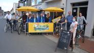 """Gemeente geeft startschot voor Moerbeke Zomert: """"Ons centrum wordt één grote lounge"""""""